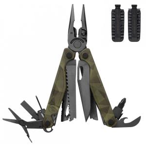 Набор мультитул LEATHERMAN CHARGE PLUS FOREST CAMO 832710 + биты BIT KIT