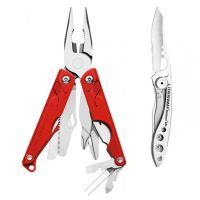 Набор мультитул LEATHERMAN LEAP RED 831842 + нож SKELETOOL KBX