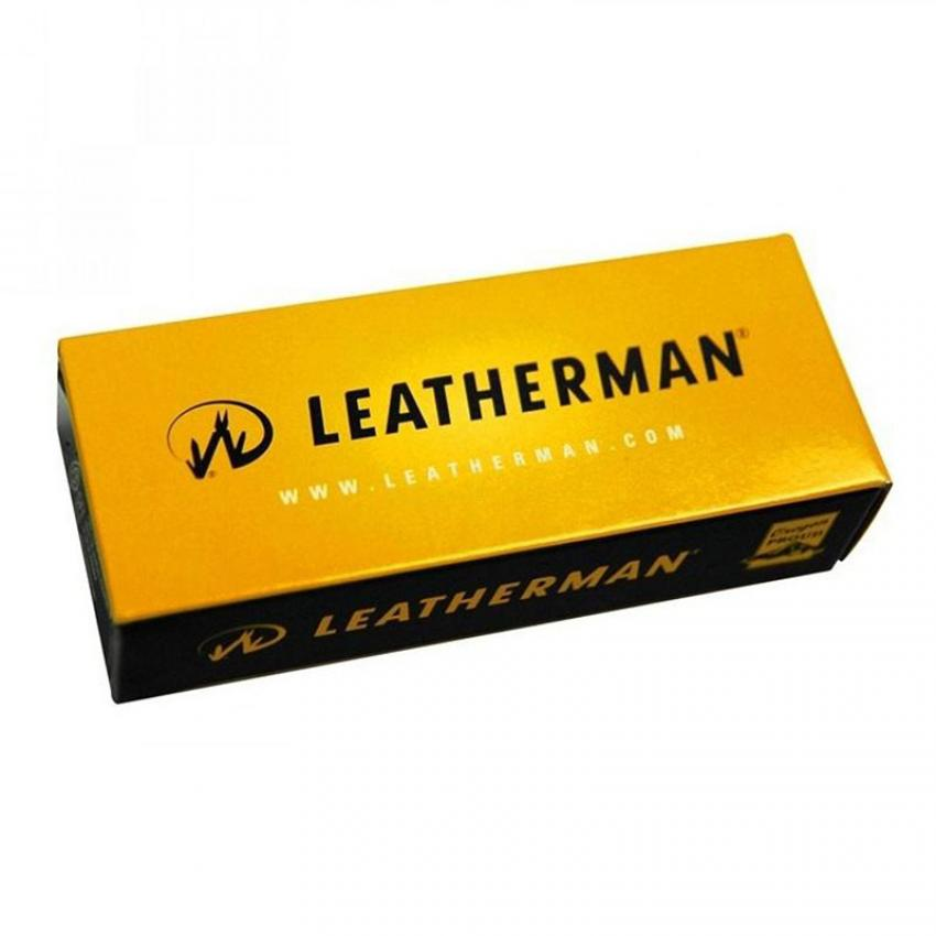 Набор мультитул LEATHERMAN WINGMAN BLACK & SILVER 832466 + нож SKELETOOL KB