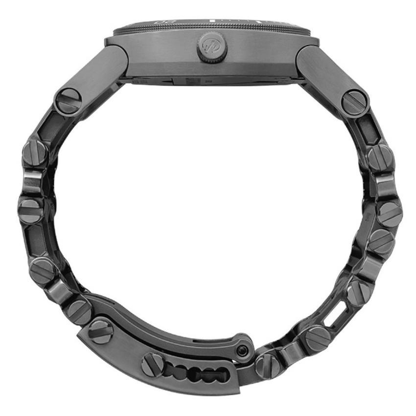 Набор часы LEATHERMAN TREAD TEMPO BLACK 832420 + нож SKELETOOL KB
