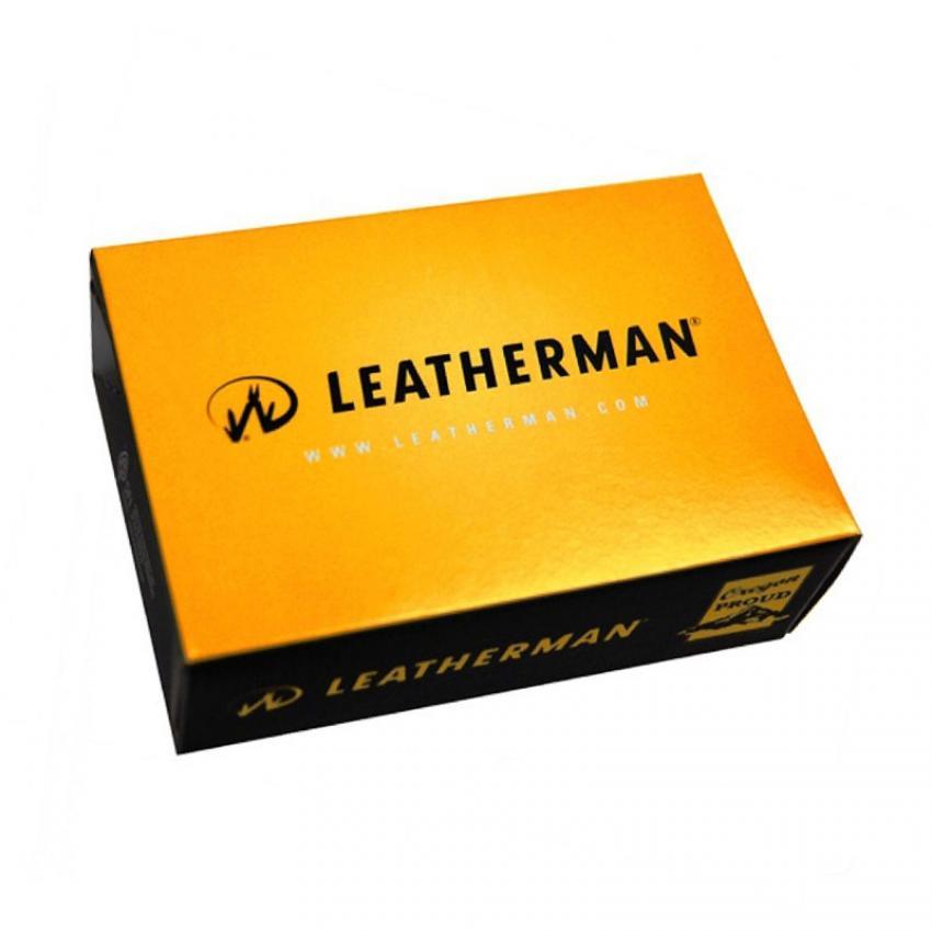 Мультитул LEATHERMAN CHARGE PLUS 832555 с кожаным чехлом