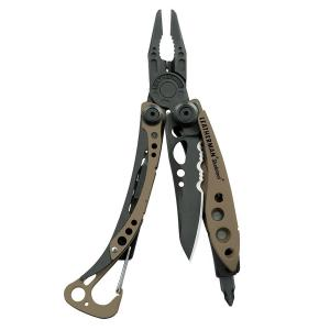 Мультитул LEATHERMAN SKELETOOL COYOTE 832207