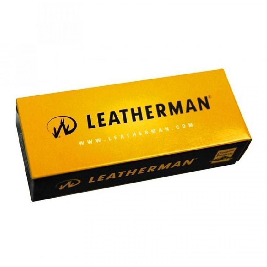 Нож LEATHERMAN CRATER MILITARY C33X BLACK 8600251N